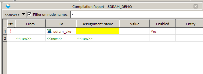 Compilation Report - SDRAM_DEMO.png