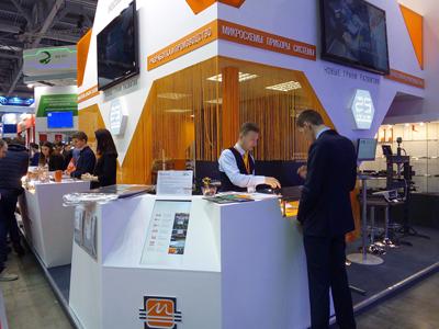 Представляем отчет с международной выставки «ЭкспоЭлектроника-2018»