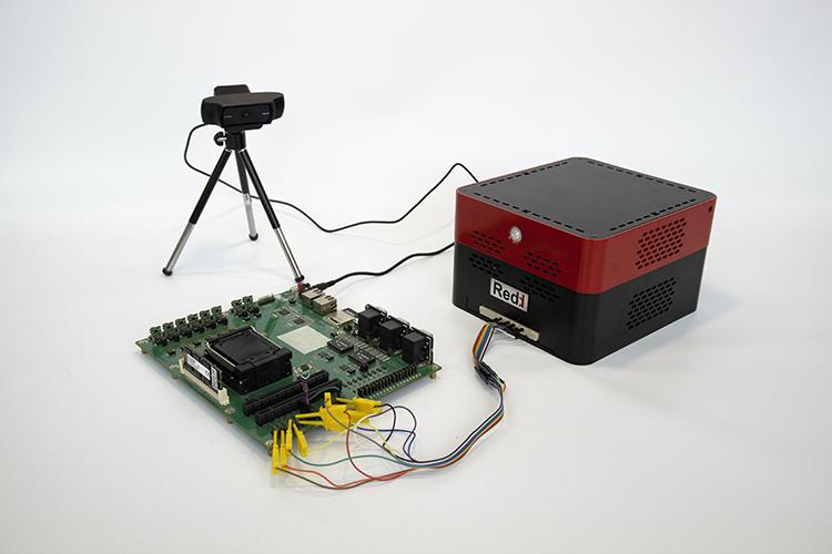 redd - программно-аппаратный комплекс удалённой разработки