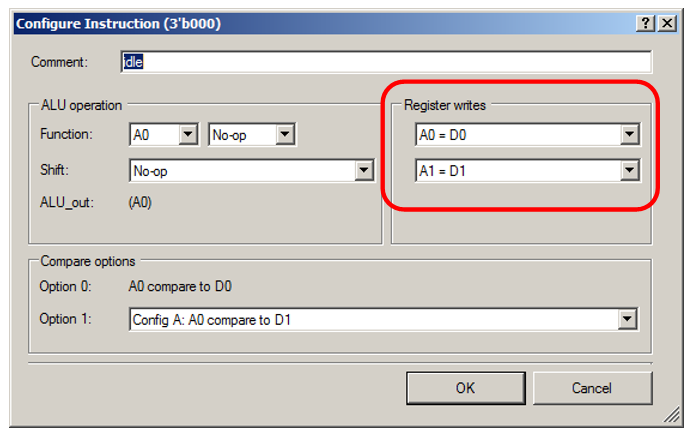 Configure Instruction (3'b000)