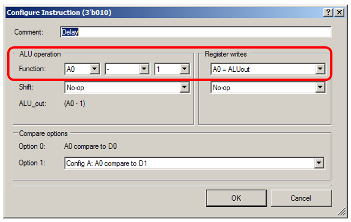 Configure Instruction (3'b010)